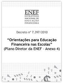 Orientacoes para educacao financeira nas escolas